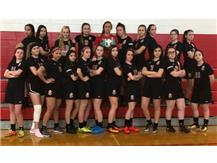 2019 Girls Varsity Soccer Team