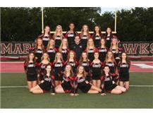 RedHawk Varsity Cheer 2019