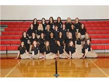 RedHawk Girls Swim Team  2019