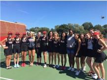 Girls Tennis wins Cardinal Classic defeating Eisenhower, Mother McAuley and Shepard September 14, 2019