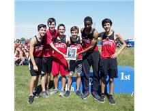 Boys Cross Country wins 2nd Place at Reavis Rams Invitational September 14, 2019