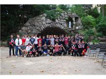 RedHawks Hockey at the Grotto