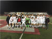 Marist soccer wins IHSA Class 3A Regional Championship with a 1-0 victory over Stagg H.S. on October 25, 2019