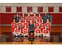 2019-2020 Girls Sophomore Basketball Team