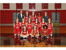 2019-2020 Girls Freshman Basketball Team