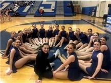 Marist Pom and Dance Varsity Team State Qualifiers January 25, 2020