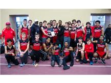 Boys Track starts season with 2nd Place finish at Rockford Auburn Jerry Lowe Invitational February 8, 2020