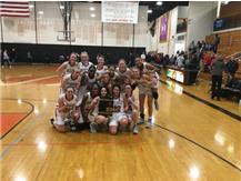 Girls basketball 2020 IHSA Class 4A Regional Champions February 21, 2020