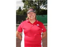 Girls JV Tennis Coach Karen Ramirez