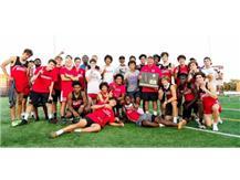 Marist Boys Track IHSA Sectional Champions June 10, 2021