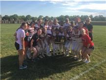 Softball wins SuperSectional with 10-0 victory over Taft on June 14, 2021