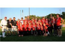 The 2012 Marist RedHawk State Championship Softball Team