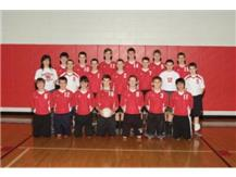 2013 Marist RedHawk Boys Freshman Volleyball