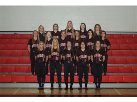2015 Marist Redhawk Varsity Softball Team