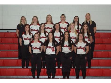 2015 Marist Redhawk JV Softball Team