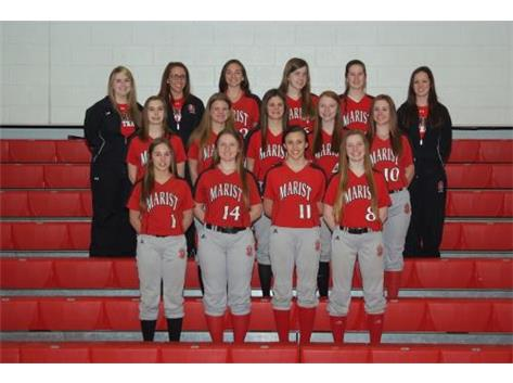 2015 Marist Redhawk Freshman Softball Team