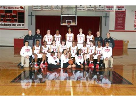Boys Varsity Basketball Team 2016-2017