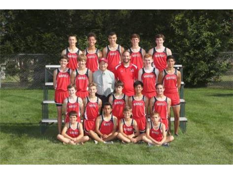 Marist Boys Cross Country Team 2017