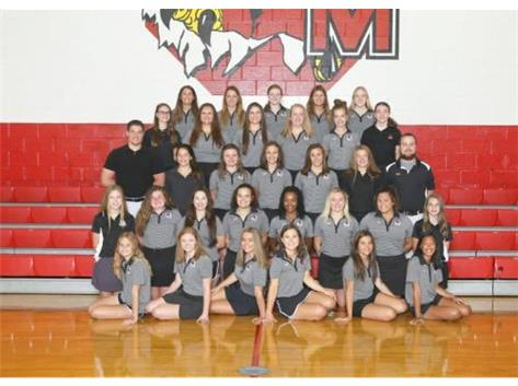 Marist Girls Golf Team 2017