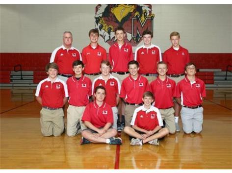 Boys 2017 JV Golf Team