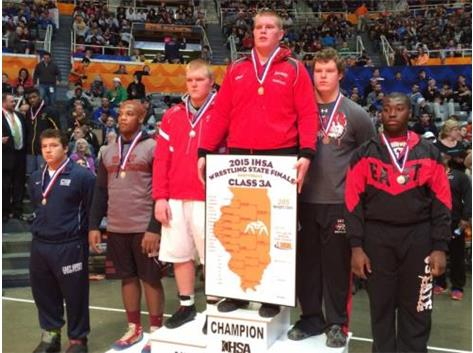 2015 State Champion Jake Ford