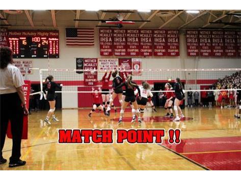 Match Point!