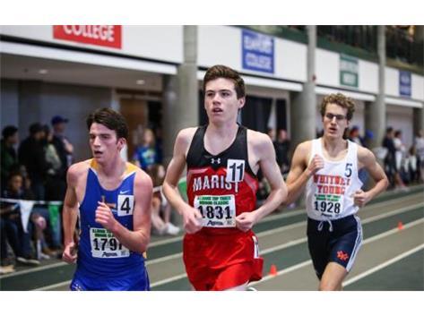Illinois Top Times 2019 Thomas Leonard 3200M 14th Place