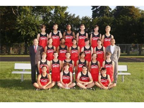 RedHawk Boys Varsity Cross Country 2019