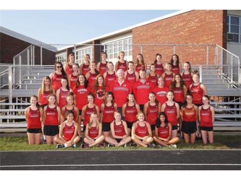 RedHawk Girls Varsity Cross Country  2019