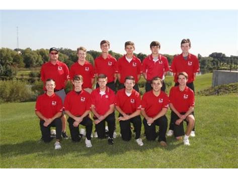 RedHawk Boys Varsity Golf  2019