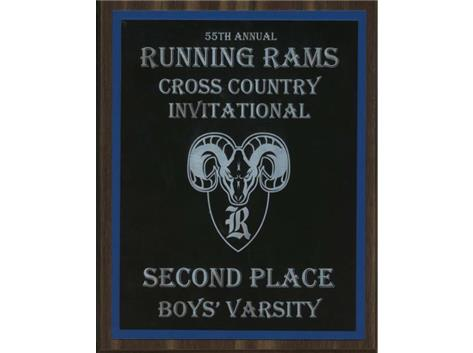 Second Place Reavis Rams 2019 Invitational