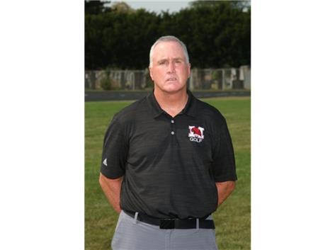 Boys JV Golf Head Coach Don Richardson