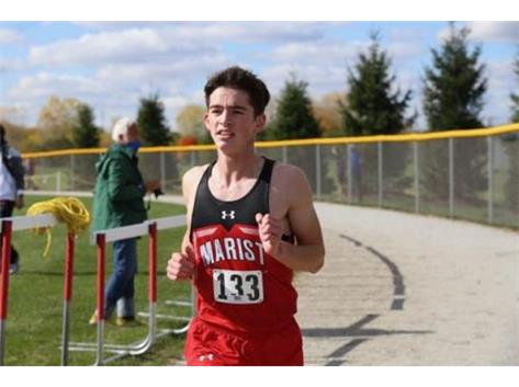 Brendan Geary places 39th at 2020 Marist Regional