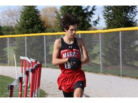Andrew Kerlin places 18th at Marist Regional October 24, 2020