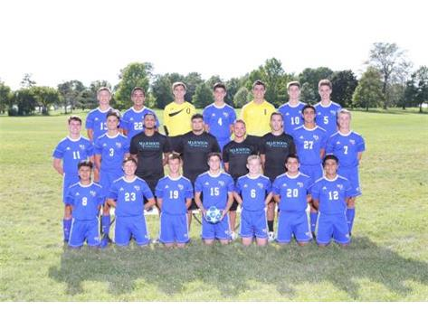 2019-20 Varsity Soccer Team
