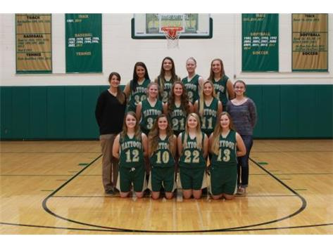 MATTOON GIRLS JUNIOR VARSITY