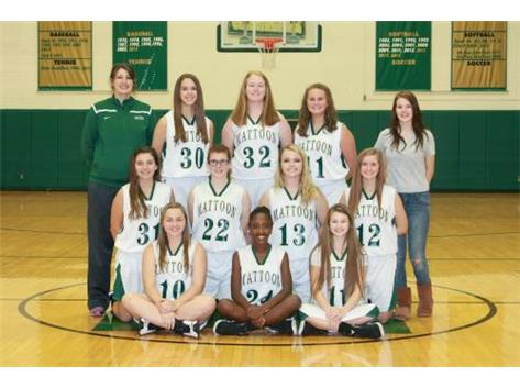 2016-17 JV Girls Basketball