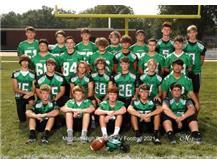 2021 JV Football Team