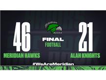 Hawks Football Starts 2-0