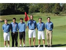 1st Place ESCC Boys Sophomore Golf Conference Meet