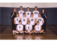 Varsity Volleyball 2018