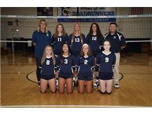 JV Volleyball 2018