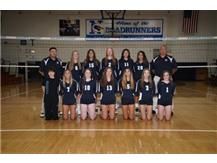 Sophomore Volleyball 2018
