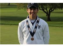 Anthony King - Boys Golf