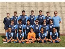 JV Soccer 2019
