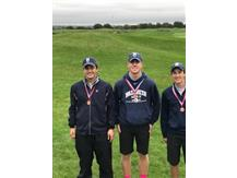 All ESCC Recognition Joe Keivan, 18th, Michael Rooney 2nd, and Jonathan Winters 11th place