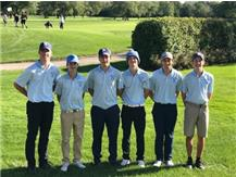 IHSA Boys Golf Sectional Qualifiers