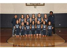Freshman Girls Basketball 2019