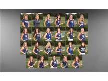 Girls JV Tennis 2020