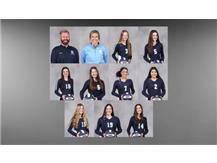 Girls JV Volleyball 2021